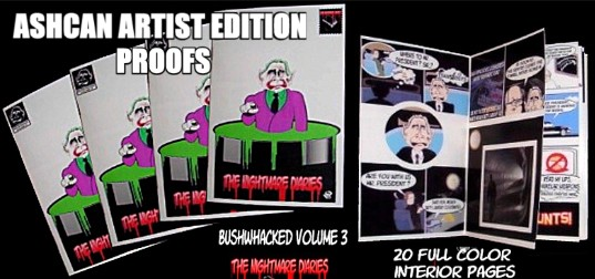 "Bushwhacked ""The Nightmare Diaries"" 2009 © PC STUDIOS / Michael Pohrer"